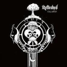"Refleshed ""Collapse"" CD [swedish old school Death Metal ala NIHILIST, DISMEMBER]"