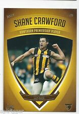 2011 Select Hawthorn Heritage Premiership Player (022) Shane CRAWFORD