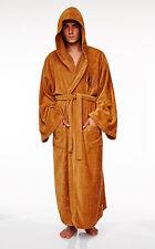 STAR WARS JEDI OBI-WAN KENOBI Cotton Towelling Hooded Dressing Gown Bathrobe