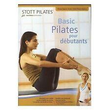 STOTT PILATES - BASIC PILATES (DVD) workout with Moira exercise NEW