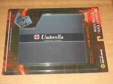 Resident evil Umbrella Corperation Laptop skin Capcom sehr RAR NEU/Versiegelt