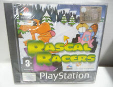 RASCAL RACERS PS1 PSX PS2 NEW SEALED RARE