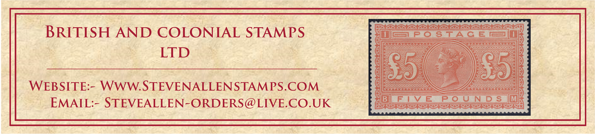 British & Colonial Stamps