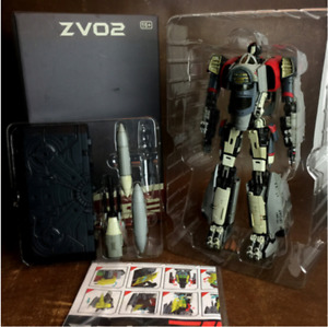 Transformers ZETA TOYS Hornet Gaiden ZV02 Lightning Airplane Model Toy