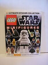 Ultimate Sticker Collection: LEGO Star Wars Minifigures (2012)
