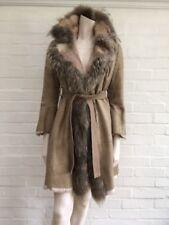 Raccoon Knee Patternless Coats & Jackets for Women
