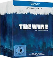 THE WIRE, Die komplette Serie (20 Blu-ray Discs) NEU+OVP