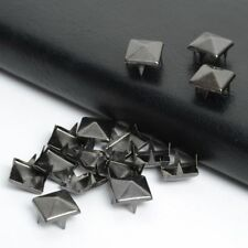 Punk Studs Sewing Rivet Four Claw Nail DIY Rivet Square Rivet Pyramid Rivets