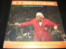 ARTHUR FIEDLER<>MUSIC FOR CHILD° TIME LIFE N0.16<>SEALED  LP Vinyl~USA PresS