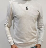 Gym King Mens Crew Neck Designer Sweatshirt Sweater Jumper New Collection