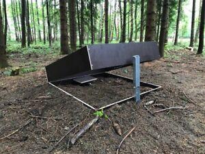 Kofferfalle Kieferle für Fuchs Waschbär Marderhund Fischotter Marder 000.016 NEU