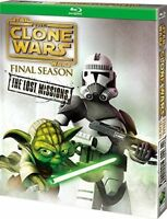 STAR WARS THE CLONE WARS: THE LOST MISSIONS ...COMPLETE SET-JAPAN 2 Blu-ray W63