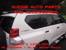 Alloy Flat Roof Rack 1800mm for Toyota LandCruiser Prado 120 Series Rack Alloy