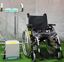 Treppensteiger S27 mit Rollstuhl neue Batterie und 2 Jahre Garantie