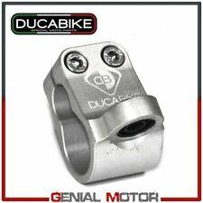 Collare Ohlins Sterzo in Ergal CNC Silver Ducabike Ducati Hypermotard 950 2019