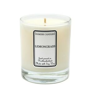 Lemongrass - Personalised Soy Wax Candle - 20cl
