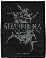 Official Licensed Merch Woven Sew-on PATCH Heavy Metal Rock SEPULTURA Logo