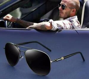 Men Polarized Classic design pilot Sun glasses Driving Eyewear Sport sunglasses