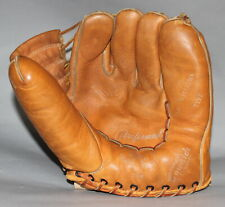 Antique Vintage 1950's Buffalo Leather Supply Ted Williams model baseball glove