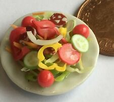 cucina giardino 1:12 SCALA 10 arrosto di patate doll house miniature