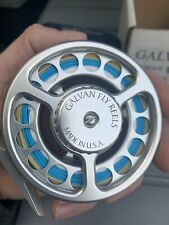 Galvan Rush Light R-4LT Fly Reel - Color Clear