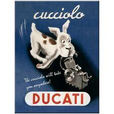 Magnetic 14144-Ducati Cucciolo-Dog - 8 x 6 CM-NEW