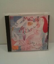 Mozart for Mothers-to-Be: Tender Lullabies for Mother and Child (CD, Apr-1996)