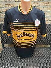 FC St. Pauli 1997/98 Jack Daniels Puma M Away Shirt Maglia Triko Camiseta Jersey