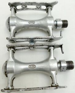Zeus Quill Pedals for Vintage Road Bike
