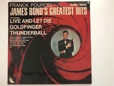 Franck Pourcel – James Bond's Greatest Hits - VINYL (TWOX 1005) - Good