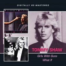 Tommy Shaw : Girls With Guns/What If CD (2013) ***NEW***