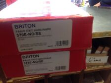 BRITON 379  PANIC BAR  UNITS   SET OFF 2    WITHOUT  LATCHES