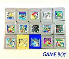 Classic Gameboy Spiele Game Boy Mario Pokemon [NUR MODUL] (gebraucht) #aussuchen