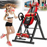 2020 Foldable Premium Gravity Inversion Table Back Therapy Fitness Reflexology