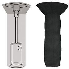 Housse de protection pour parasol chauffant brasero gamme confort noir