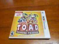 Captain Toad: Treasure Tracker (Nintendo 3DS, 2018) BRAND NEW SEALED 3DS 2DS