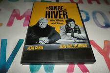 DVD -  UN SINGE EN HIVER - HENRI VERNEUIL /  JEAN GABIN JEAN-PAUL BELMONDO / DVD