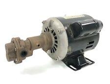 Albany Pump Cep93A-3-Std Excess Pressure Carbonator Pump 1/3Hp 1Ph 115V