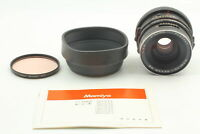 [App MINT w/ Hood,Filter] Mamiya Sekor NB 90mm f3.8 For RB67 Pro S SD From JAPAN