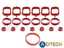 Intake Inlet Manifold Gaskets for BMW M47 E87 E46 E90 E91 E92 E93 E39 E60 M57