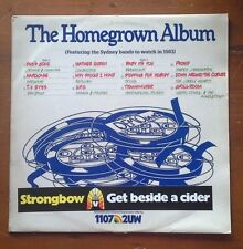 (The Homegrown Album)-THE LONELY HEARTS/ Replicas / Maaka & Stevens-H7-LP