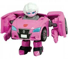 Takara Tomy Q Transformers QTF-06 Toyot Crown Athlete Arcee