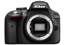 Nikon D D3300 24.2MP Digital SLR Camera - Black (Body Only)