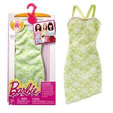 Barbie - Tendance Mode pour les Vêtements de Poupée Barbie - Robe avec des Fleur