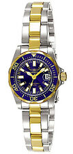 Invicta Women's Signature Diver's 200m Two Tone Stainless Steel Watch 7064
