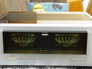 DENON POA-3000Z STEREO POWER AMPLIFIER / ENDSTUFE / POA-3000 Z