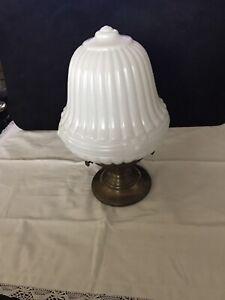 Ancienne lampe/ plafonnier style art déco