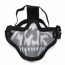 THE SHIELD WRESTLING MASK SKULL HALLOWEEN ROMAN REIGNS SETH ROLLINS DEAN AMBROSE