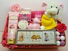 New Mummy Pamper Hamper / New Baby Girl Gift Box / Baby Shower Gift / Mum-to-Be