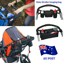 Baby Stroller Armrest Accessories Armrest Cover Protection Stroller Large Rotary Gloves Oxford Washable For Stroller Activity & Gear Mother & Kids